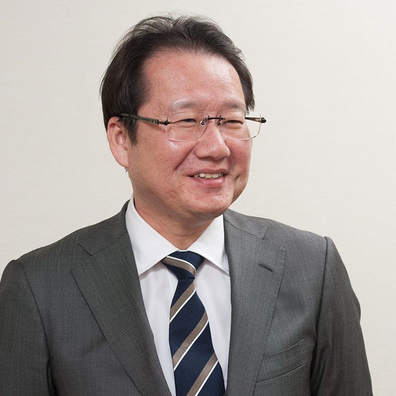 代表取締役社長 正田 英樹